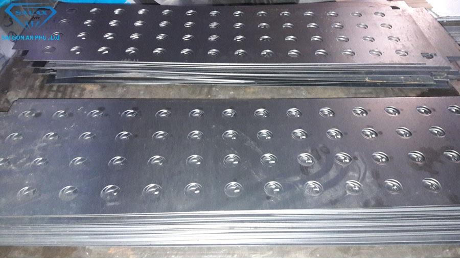 Sản phẩm gia công đột dập CNC