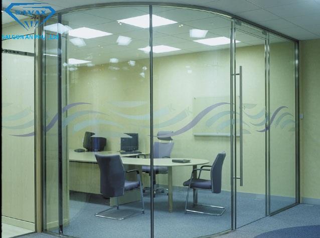 Mẫu vách cho doanh nghiệp ngăn chia các phòng