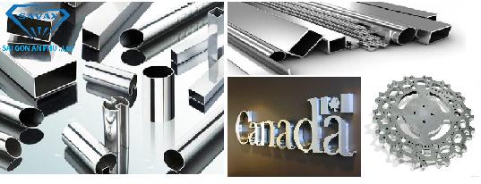 Ứng dụng Inox trong cơ khí sản xuất