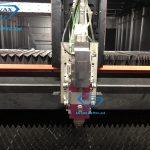 Máy cắt laser công suất lớn để gia công bảng hiệu tại Vạn Xuân