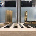 """Các mẫu nẹp inox mạ vàng tại xưởng """"Vạn Xuân"""""""